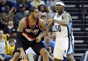 Preview: Portland Trail Blazers Looking To Dethrone Memphis Grizzlies