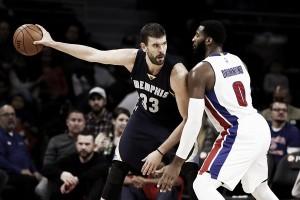 Resumen NBA: La noche de Marc Gasol