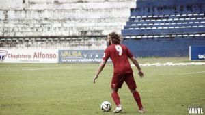 """Mendi: """"Ojalá pueda continuar muchos años en el Sporting"""""""