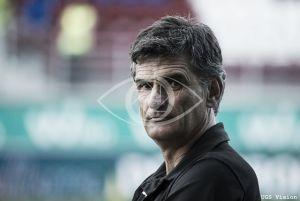 """Mendilibar: """"Hemos demostrado que somos un equipo"""""""