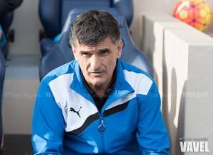 """José Luis Mendilibar: """"Los jugadores creen en lo que hacen"""""""