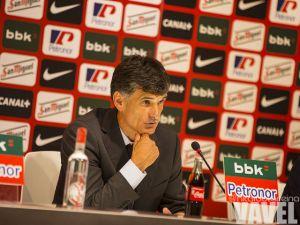 """Mendilibar: """"Hemos sumado, que es importante para nosotros"""""""
