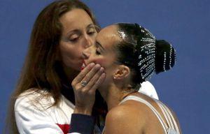 Mengual y Ona serán el dúo de la sincro para Río