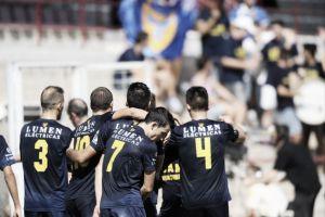 El UCAM CF arrasa en las tres primeras categorías del fútbol español