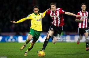 Reports: Leicester table bid for Brentford defender Chris Mepham