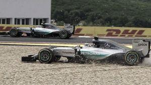 Gp di Ungheria. Mercedes, festival degli errori