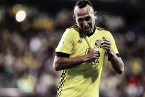 Columbus Crew SC clinch a playoff spot with 2-0 win over D.C. United