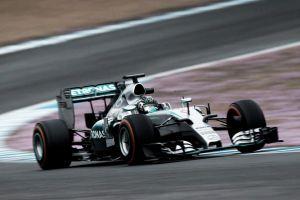Mercedes sigue siendo favorita manteniendo la base del éxito de la temporada pasada