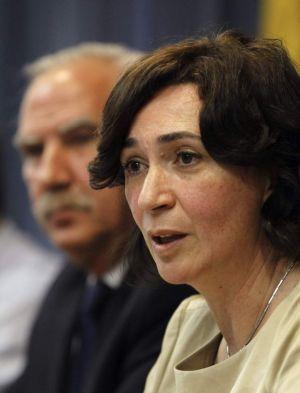 Dimite la directora general de Salud Pública Mercedes Vinuesa