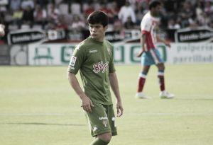 Jorge Meré, convocado por la selección