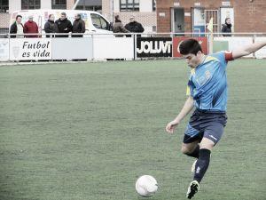 Jorge Meré, convocado con la Selección Española Sub19