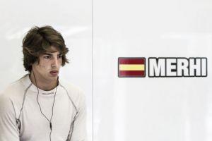 """Roberto Merhi: """"Confío bastante en que estaré en Malasia"""""""