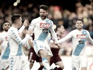 Il Napoli va a Torino aspettando il posticipo