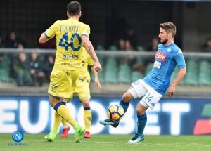 Serie A - Napoli stanco ed opaco, a Verona col Chievo è 0-0