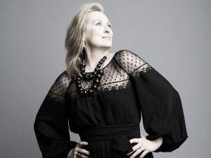 Meryl Streep funda un taller para escritoras