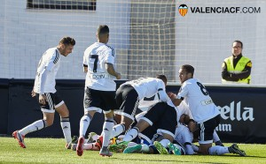 Primeros pasos del VCF Mestalla 2016/2017