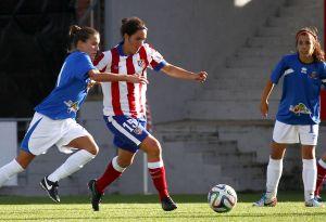 El Atleti Féminas, a reencontrarse con el triunfo sin Amanda Sampedro