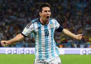 """Messi: """"Si hubiera marcado el penal, cambiaba el partido"""""""