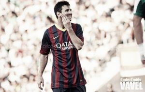 Messi, the world's best paid player