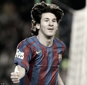 El día que Messi doblegó al Alavés con 18 años