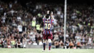 Messi vuelve a parvulario