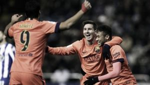 Deportivo 0-4 Barcelona: Magical Messi steals the show at the Riazor