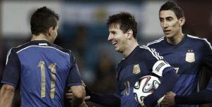 Les buts de Argentine - Croatie (2-1)