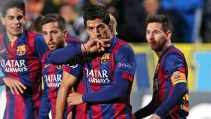 Suárez debutó en la red