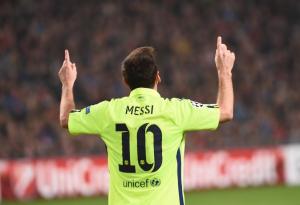 "Messi: ""Nos vamos felices"""