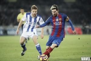 Messi, el as de los pases de gol