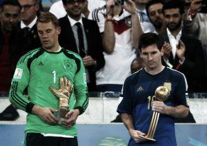 Messi, meilleur joueur du Mondial, vraiment?