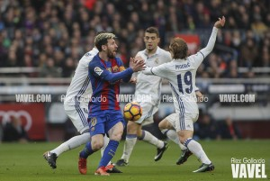 Barcelona 1-1 Real Madrid: Ramos wins a point for Los Blancos late on