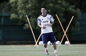 Evolución positiva de la lesión de Leo Messi