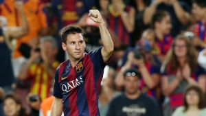 Liga 2014/2015, prima giornata: domina il Barca, risponde il Real, soffre l'Atletico