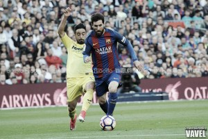 Messi, cinco temporadas superando los 50 goles
