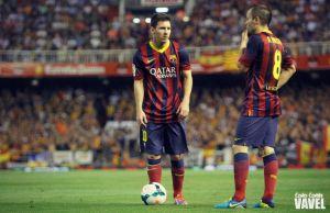 Copa del Rey, in campo il Barcellona e Messi torna tra i convocati