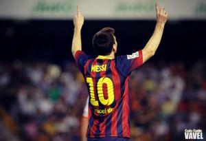 Messi è tornato