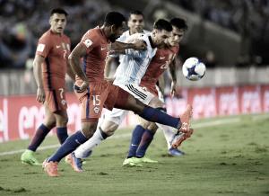 El solitario Messi