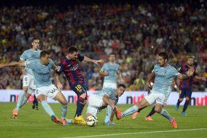 Barcelona - Eibar: puntuaciones Eibar, jornada 8