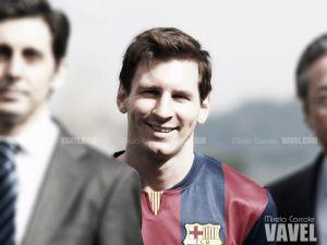 Messi contra Italia