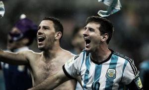 "Messi: ""Me siento orgulloso de ser parte de este plantel"""