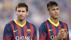 """Neymar: """"Messi  es un espejo para mí, estoy aprendiendo mucho"""""""