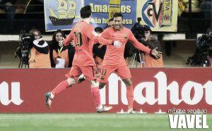 Neymar y Suárez certifican el pase a la final