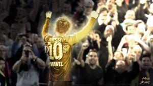 Con Messi no se puede