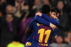 برشلونة يتخطي عقبة أتليتك بيلباو ويقترب من حسم الدوري الاسباني