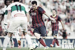 Elche - FC Barcelona: a seguir en la senda de la victoria