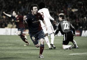 Serial FC Barcelona - Bayern Múnich (08/09): la primera gran noche del 'Pep Team'