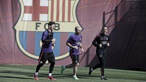 Messi supera las pruebas y estará disponible frente al Celta