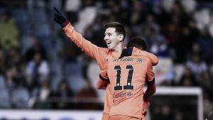 Messi vuelve a conquistar Riazor