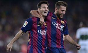 Barcelona Down Elche In Season Opener